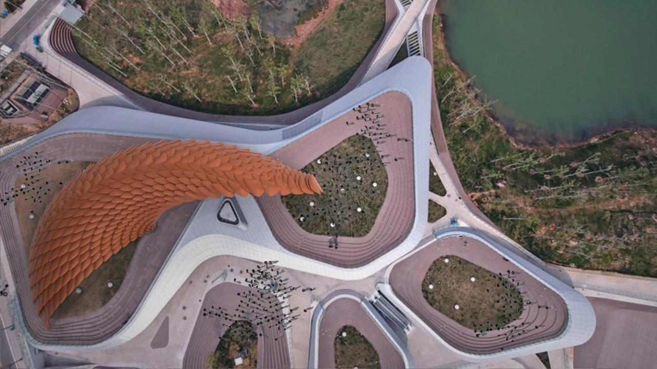 Terra x Terra, Sustainability, Environmental Design, Computational Design, Modularity, Generative Design