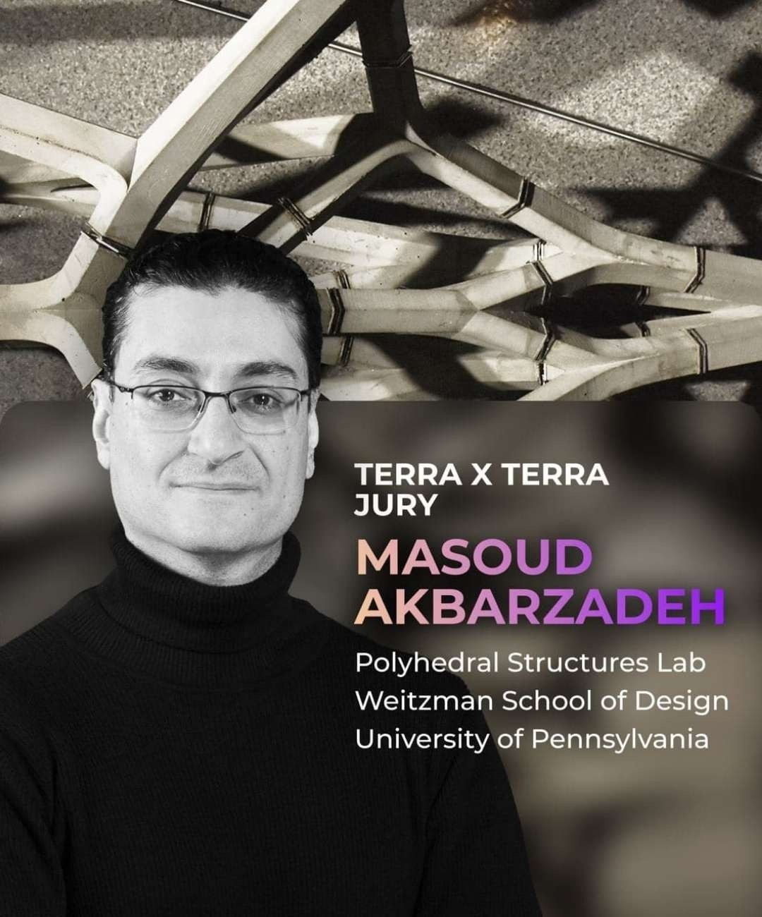 Masoud Akbarzadeh | Polyhedral Structures Lab | UPenn | Futurly