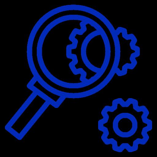 market research logo