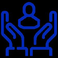 customer centric logo
