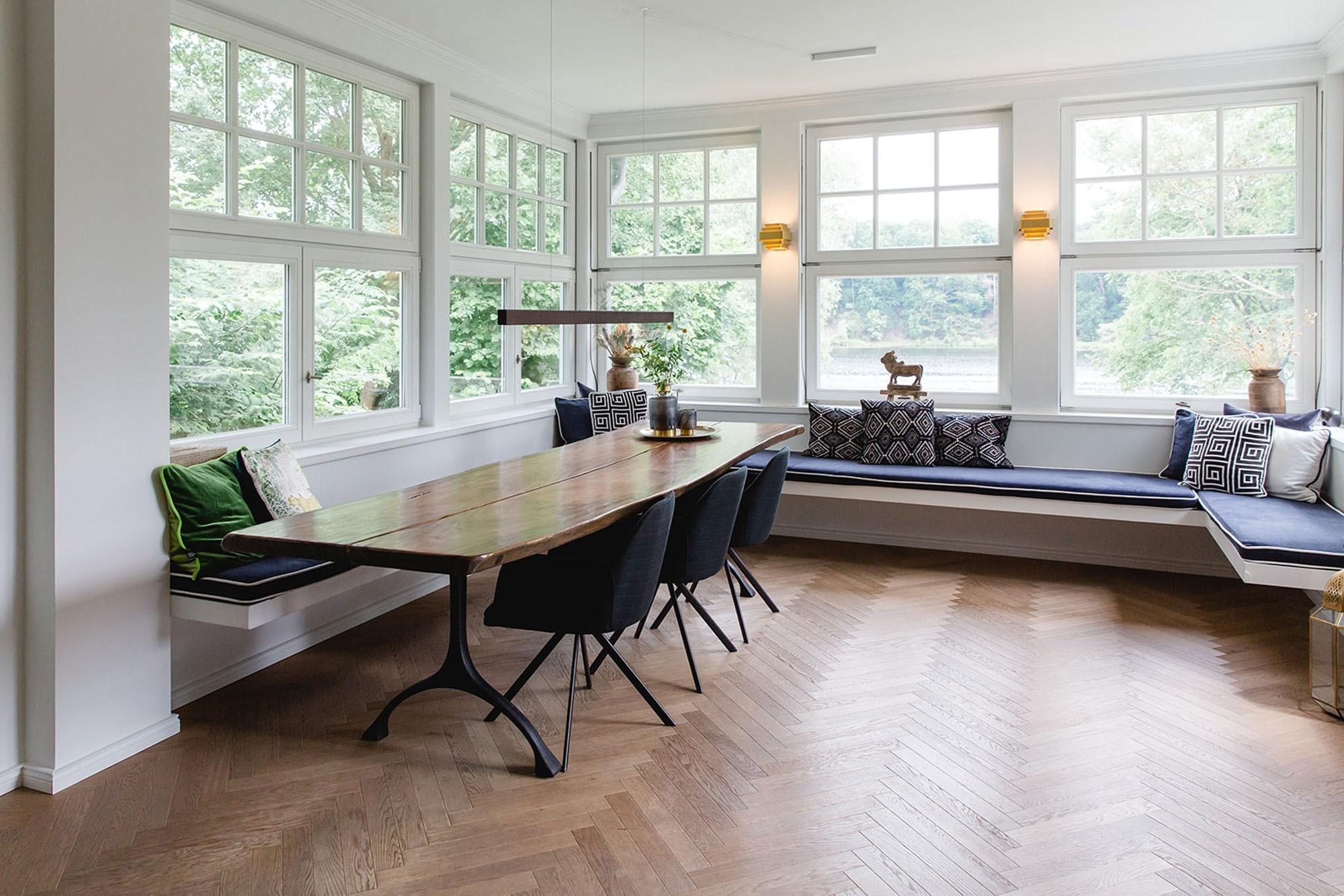 may home style interior sitzecke design