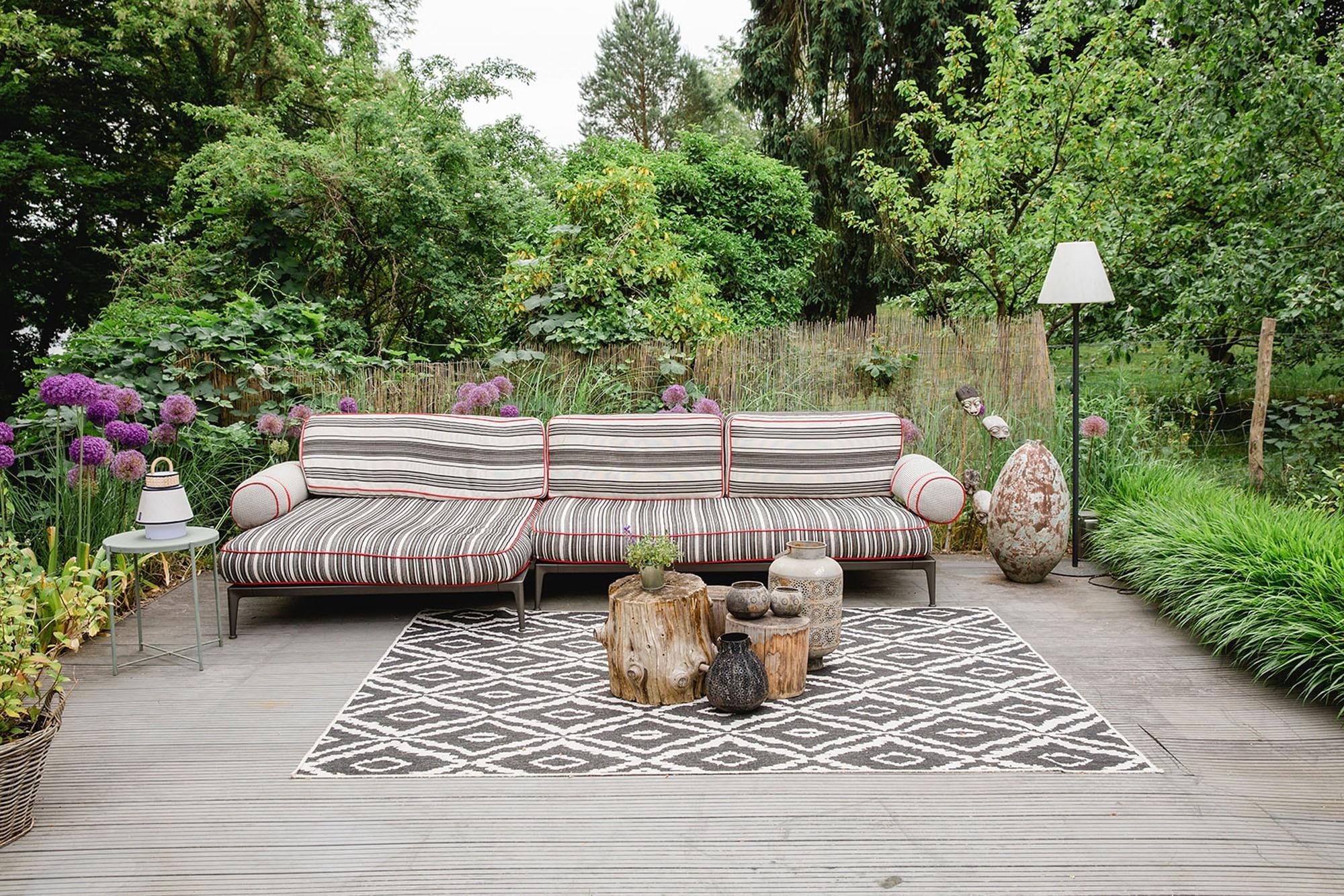 may home style interior garten design