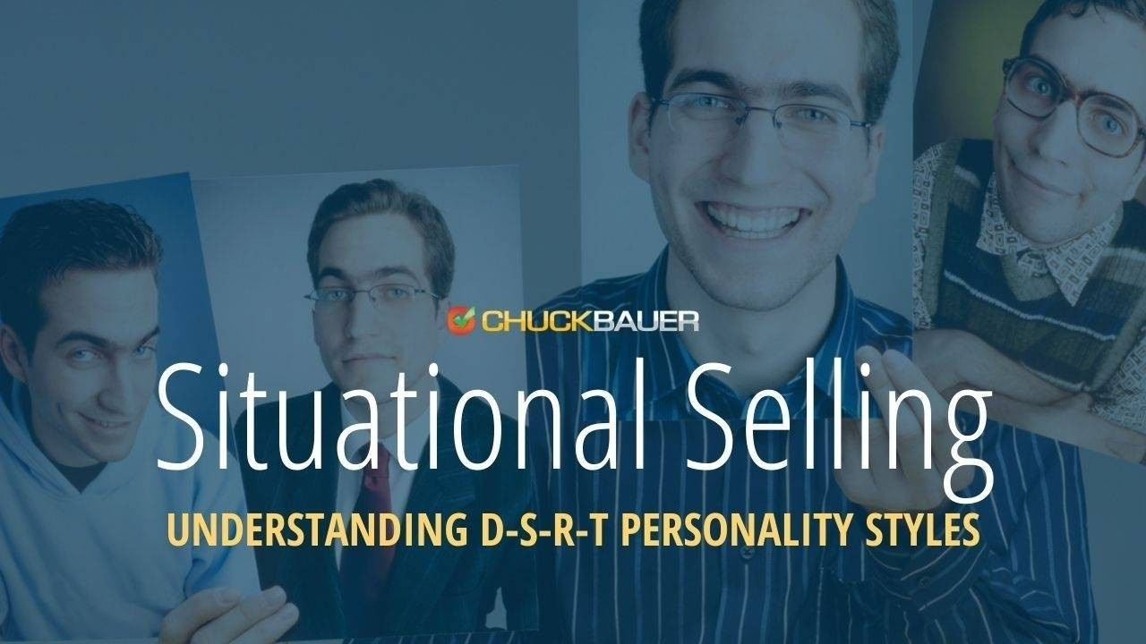 Situational Selling - Understand Personality Types and Close Difficult Sales