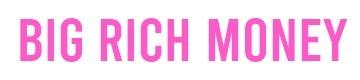 Big Rich Money Logo