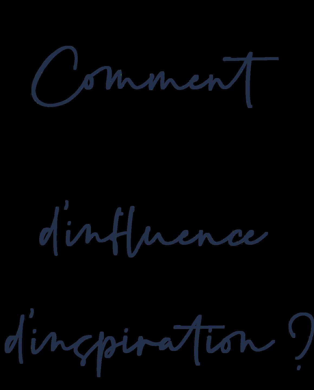 Alors, comment développer son langage d'influence et d'inspiration?