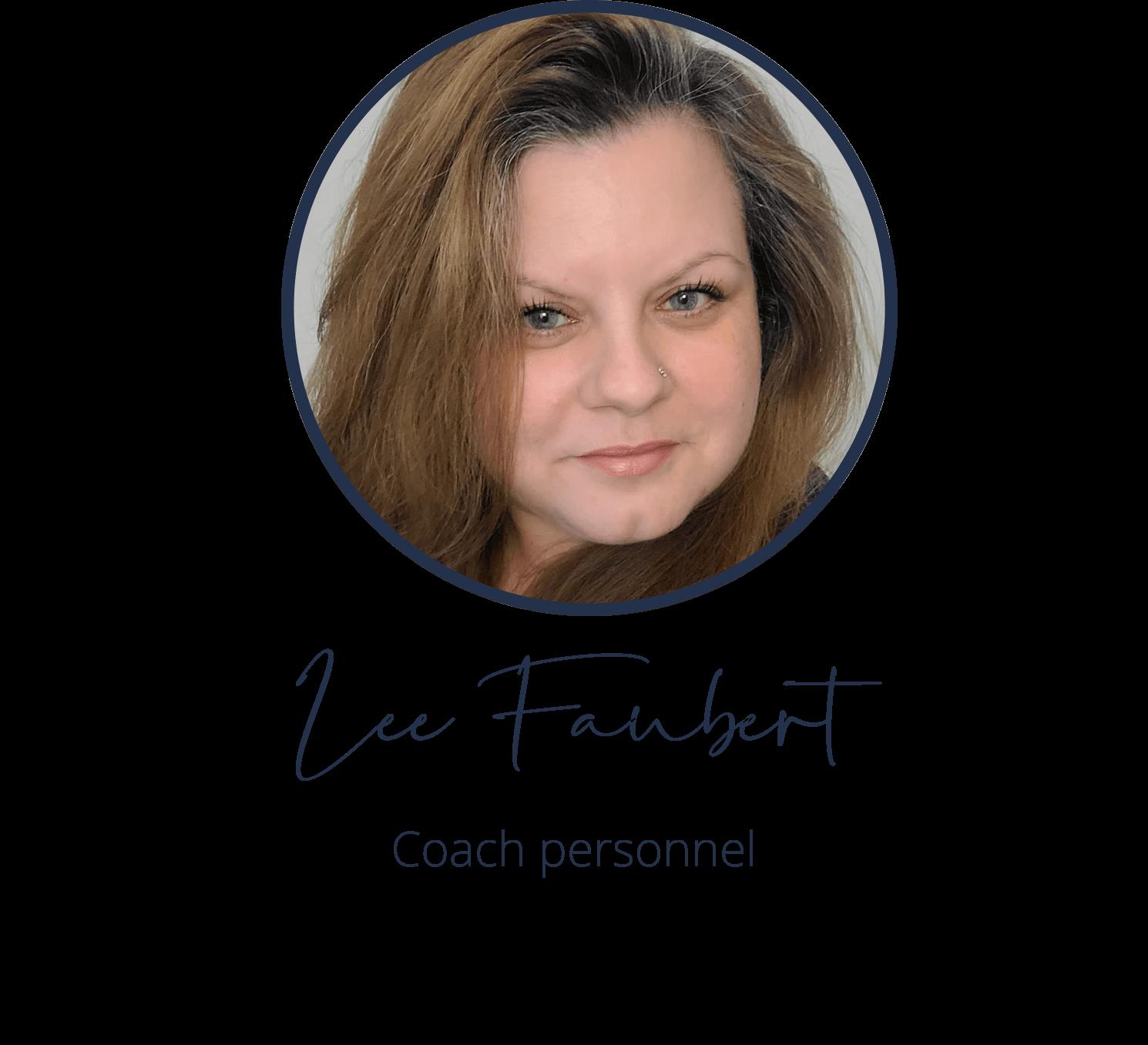 Lee Faubert, Coach personnel