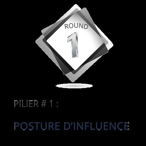 Pilier 1: Posture d'influence