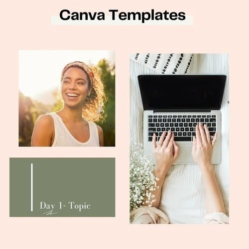 Canva challenge Template