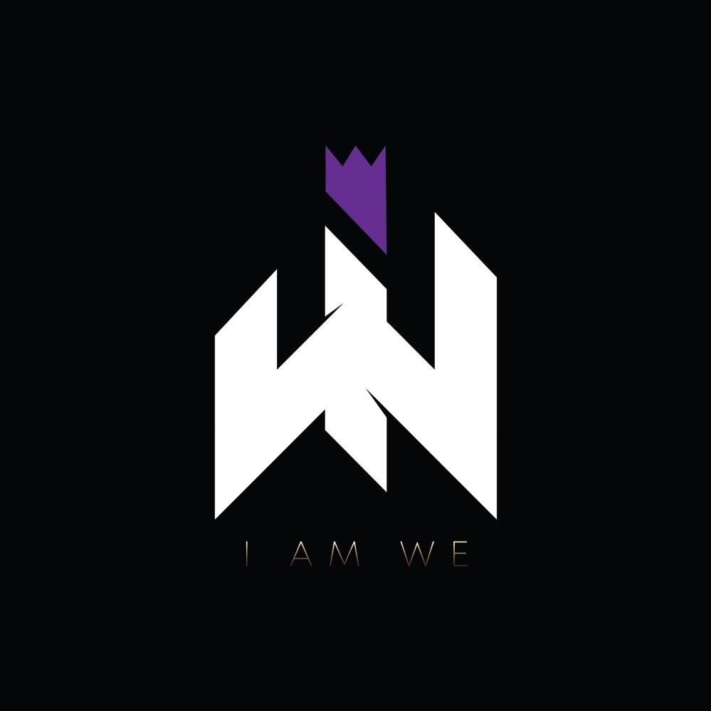 I AM WE Logo