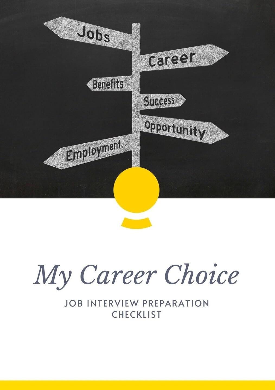 My Career Choice