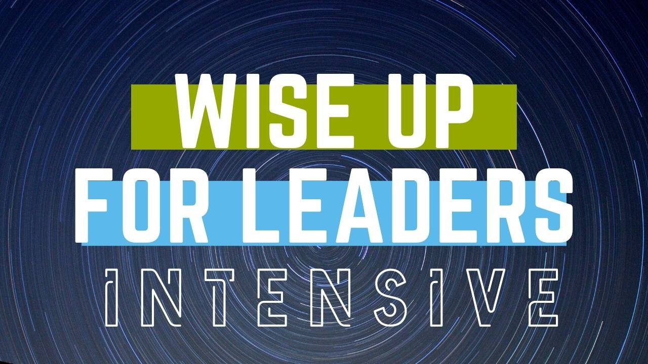 WISE Up Leaders Graphic