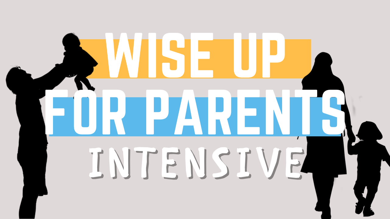 WISE Up Parents Graphic