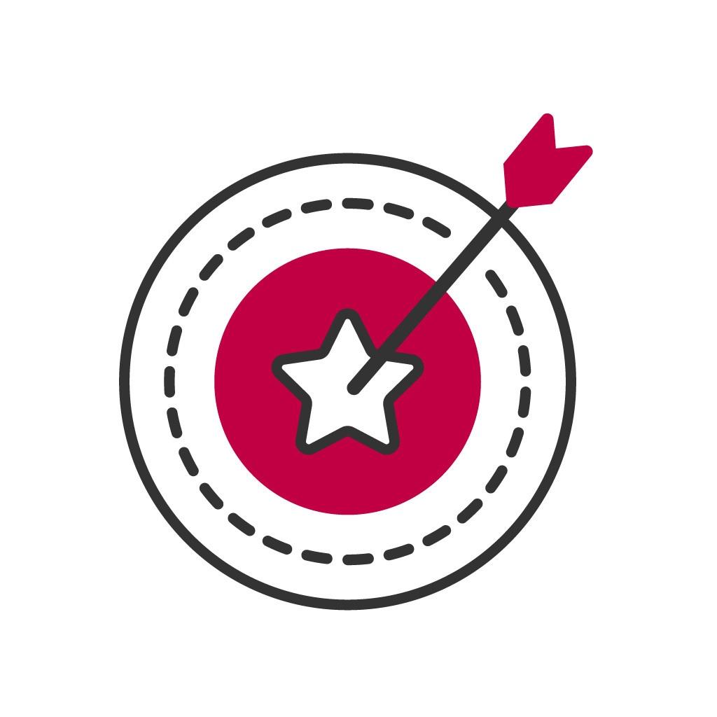 Ziel Icon