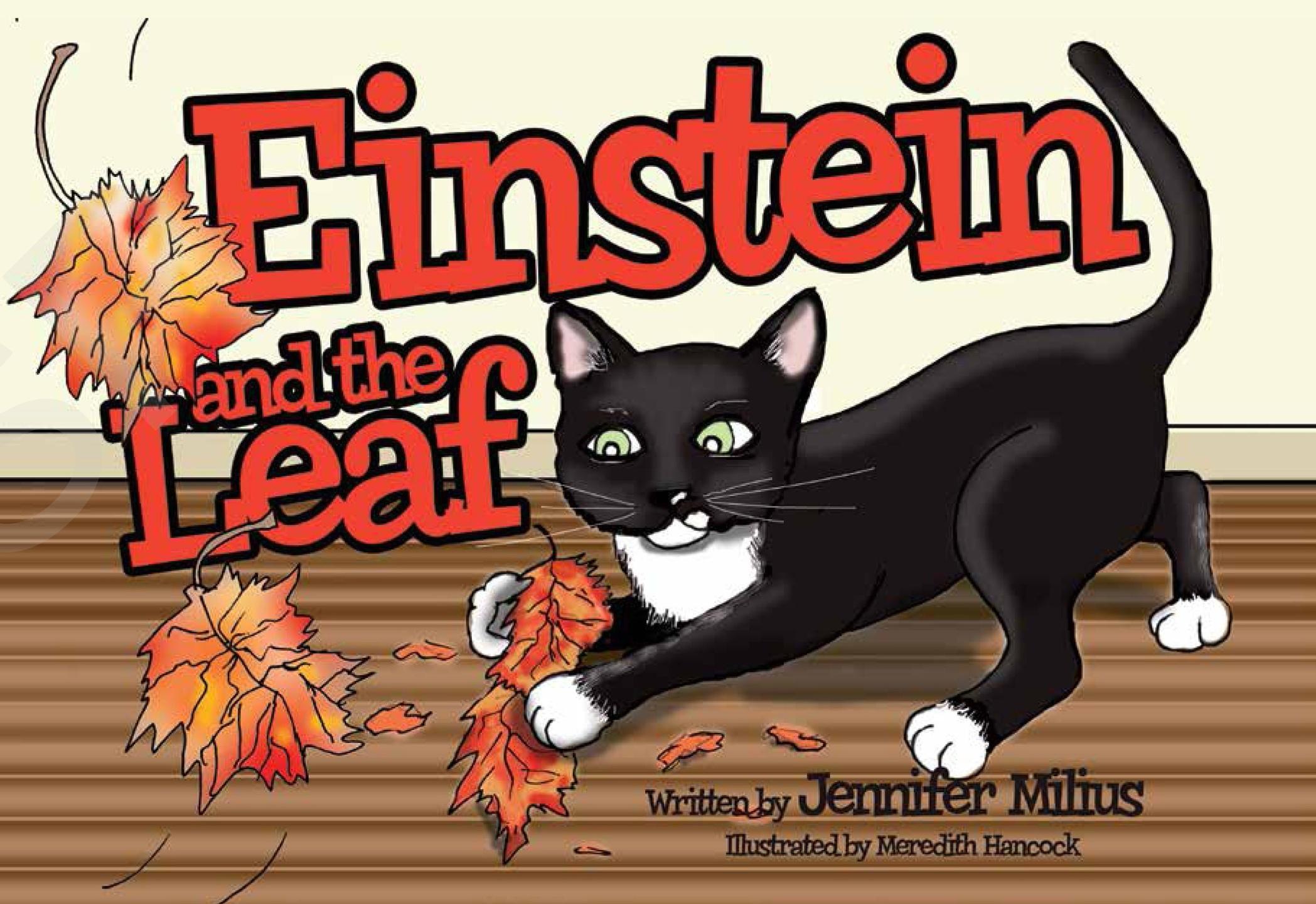 Einstein and the Leaf by Jennifer Milius