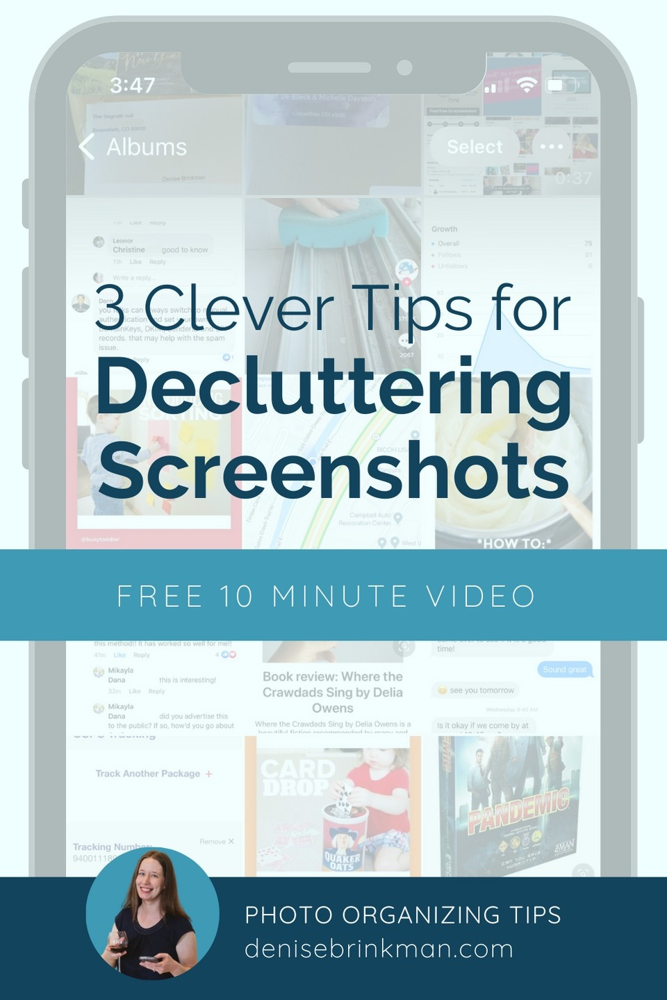 3 Clever Tips for Decluttering Screenshots