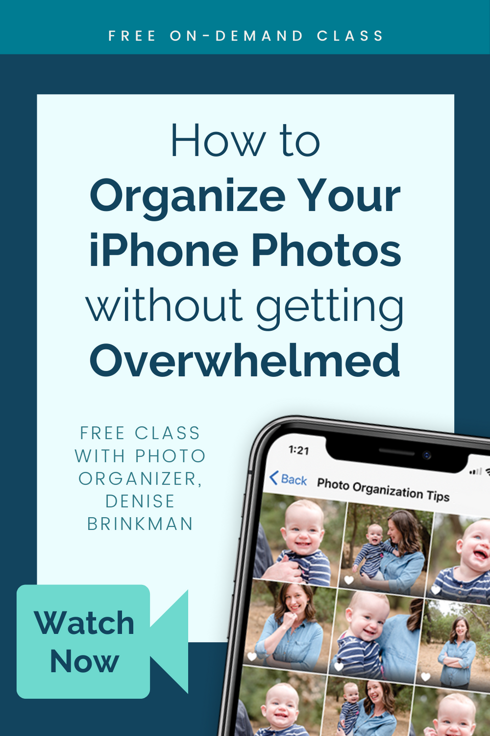 How to Organize Your iPhone Photos Without Getting Overwhelmed