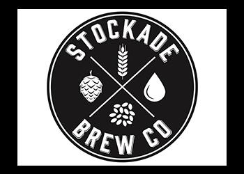 Stockade brew co. logo
