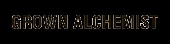 Grown Alchemist Logo