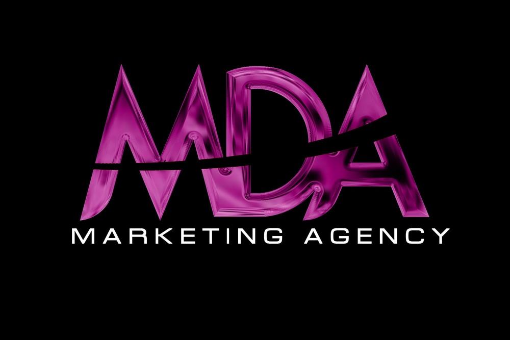 MDA Marketing Agency Logo