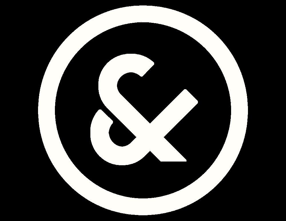Flex & Flow Ampersand Logo