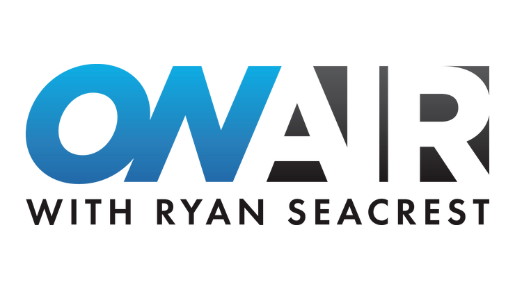 OnAir with Ryan Seacrest Logo
