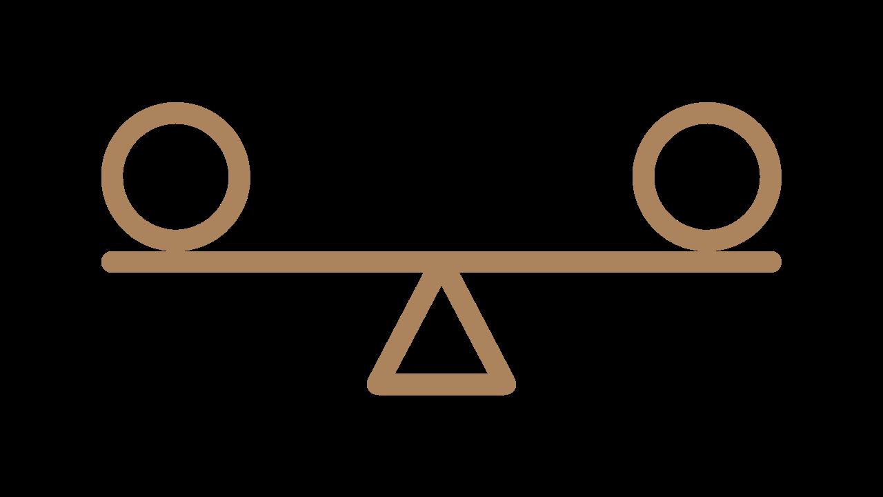 Balance Scale: Emotional Balance