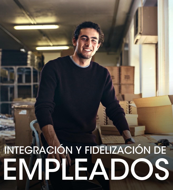 Integración y fidelización de empleados