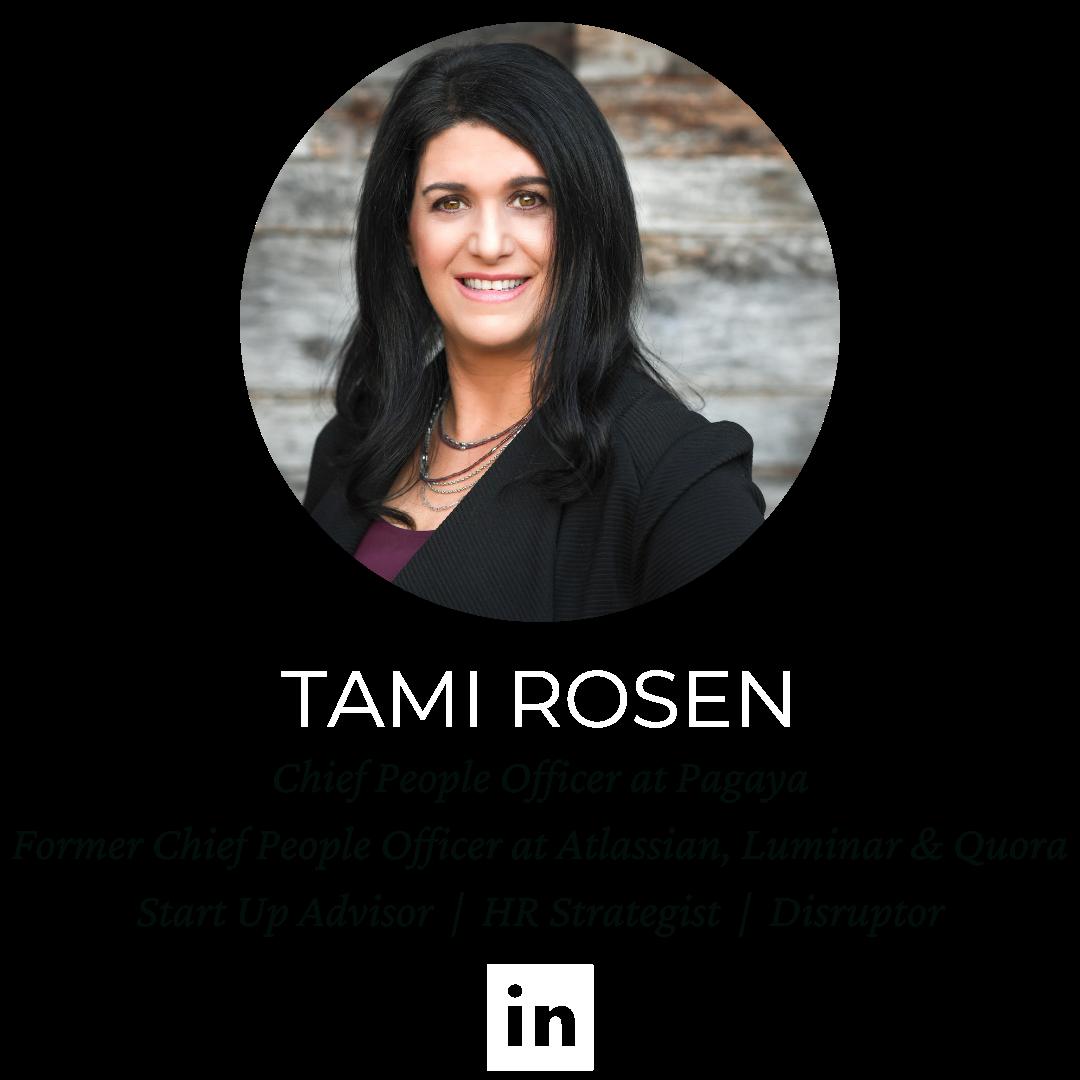 Tami Rosen, Chief People Officer, Pagaya