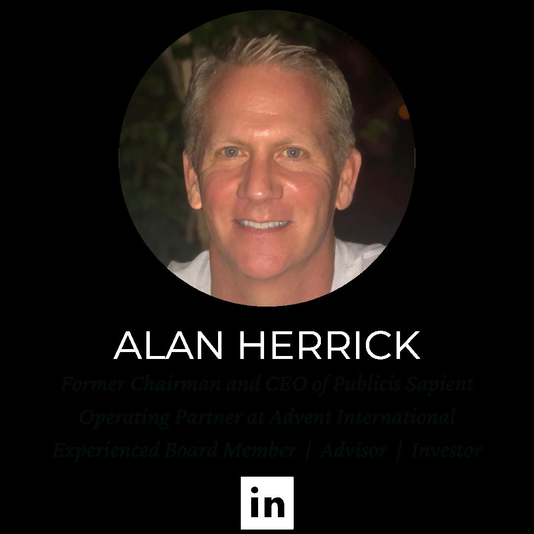 Alan Herrick, Sapient Publicis