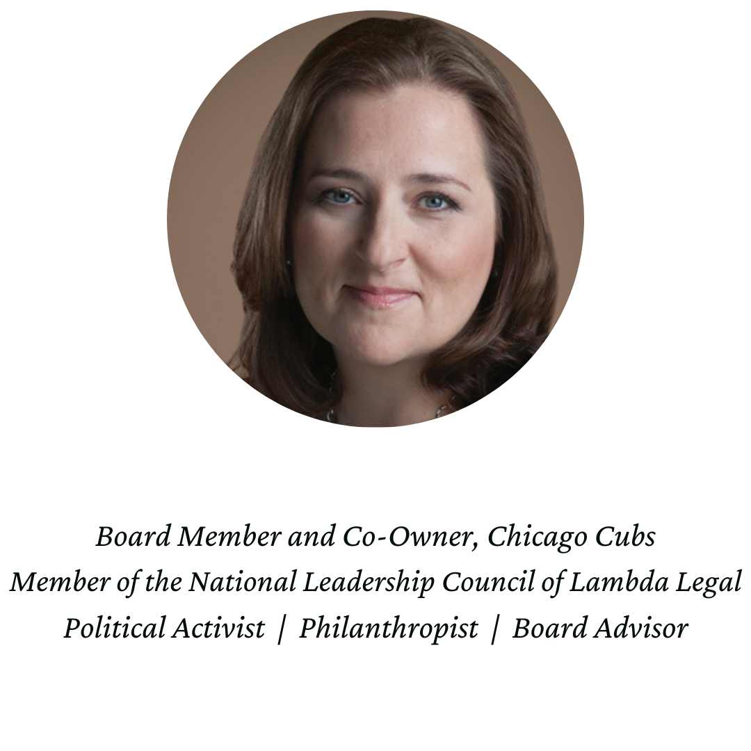 Laura Marie Ricketts, Co-Owner, Chicago Cubs