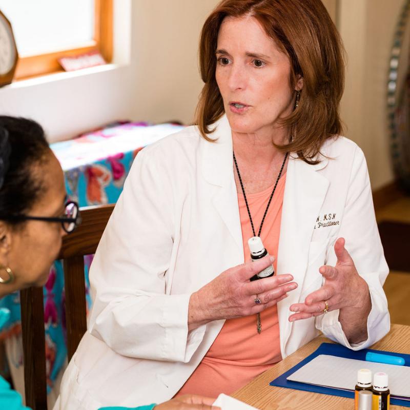 Debra Reis Clinical Nurse Specialist | Certified Clinical Aromatherapist