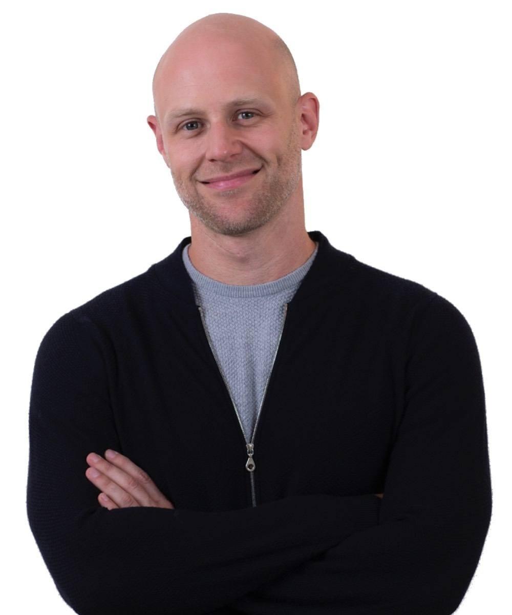 Dave Bailey startup coach