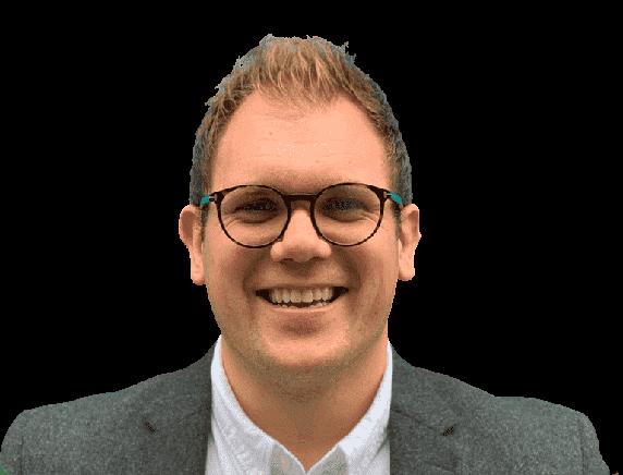 Luke Fisher CEO, Mo