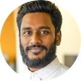 Pradeep Raman CEO, Burrow