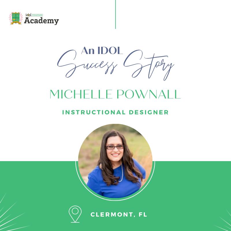 Michelle Pownall