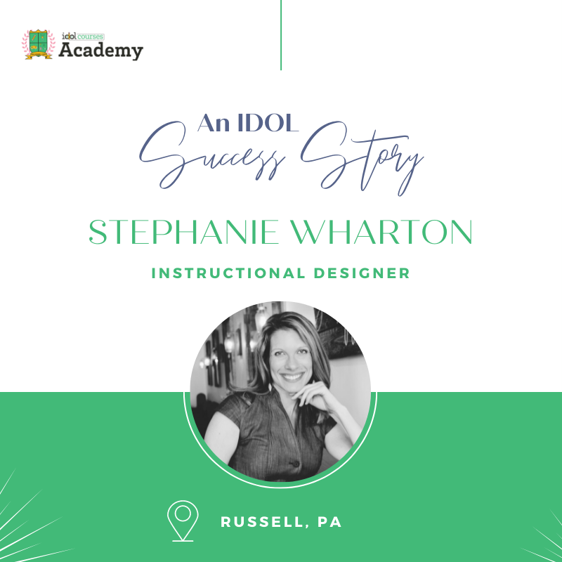Stephanie Wharton