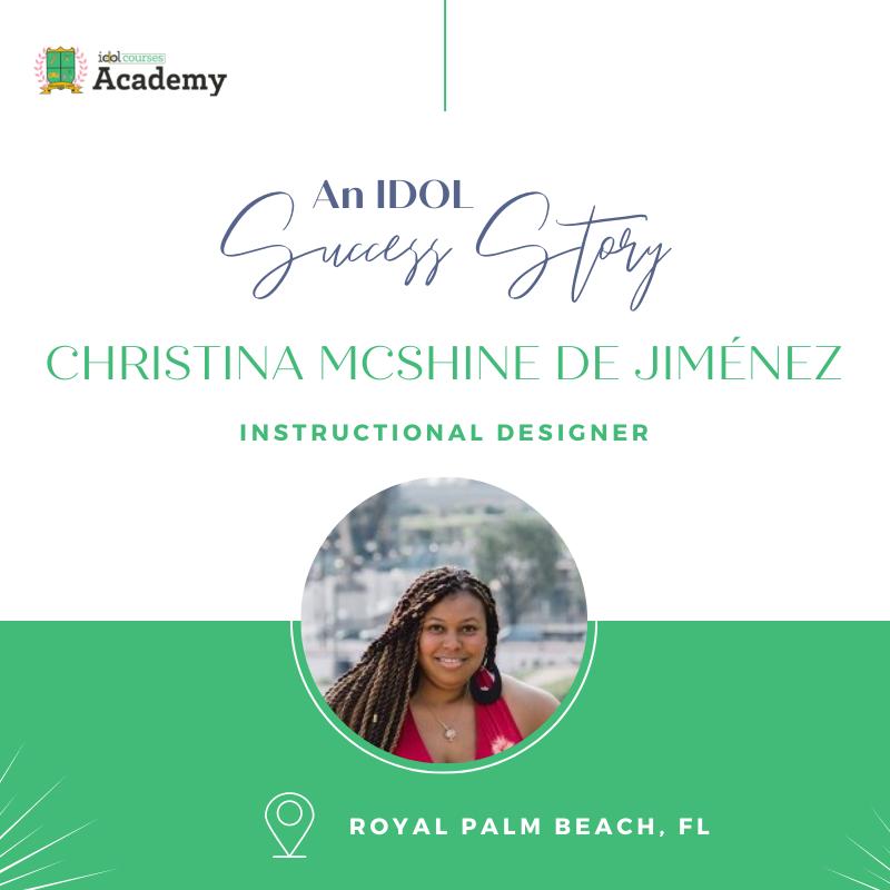 Christina McShine de Jiménez
