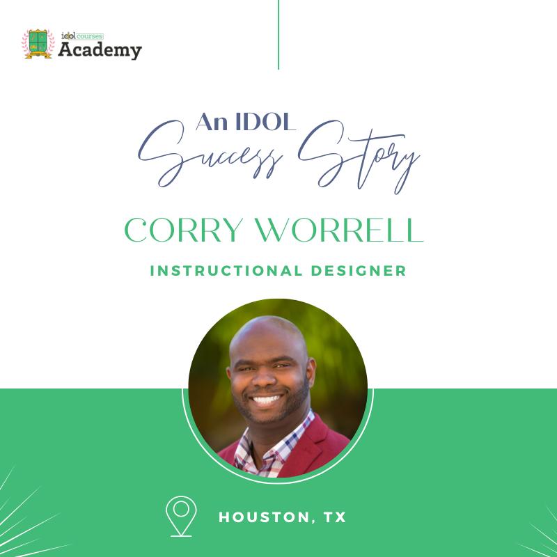 Corry Worrell