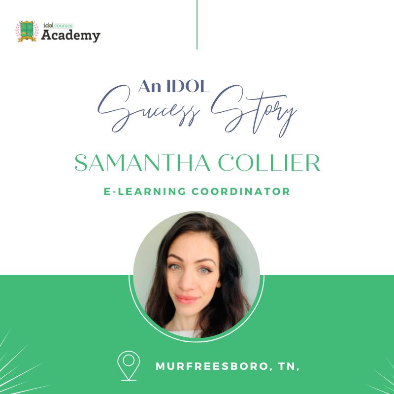 Samantha Collier