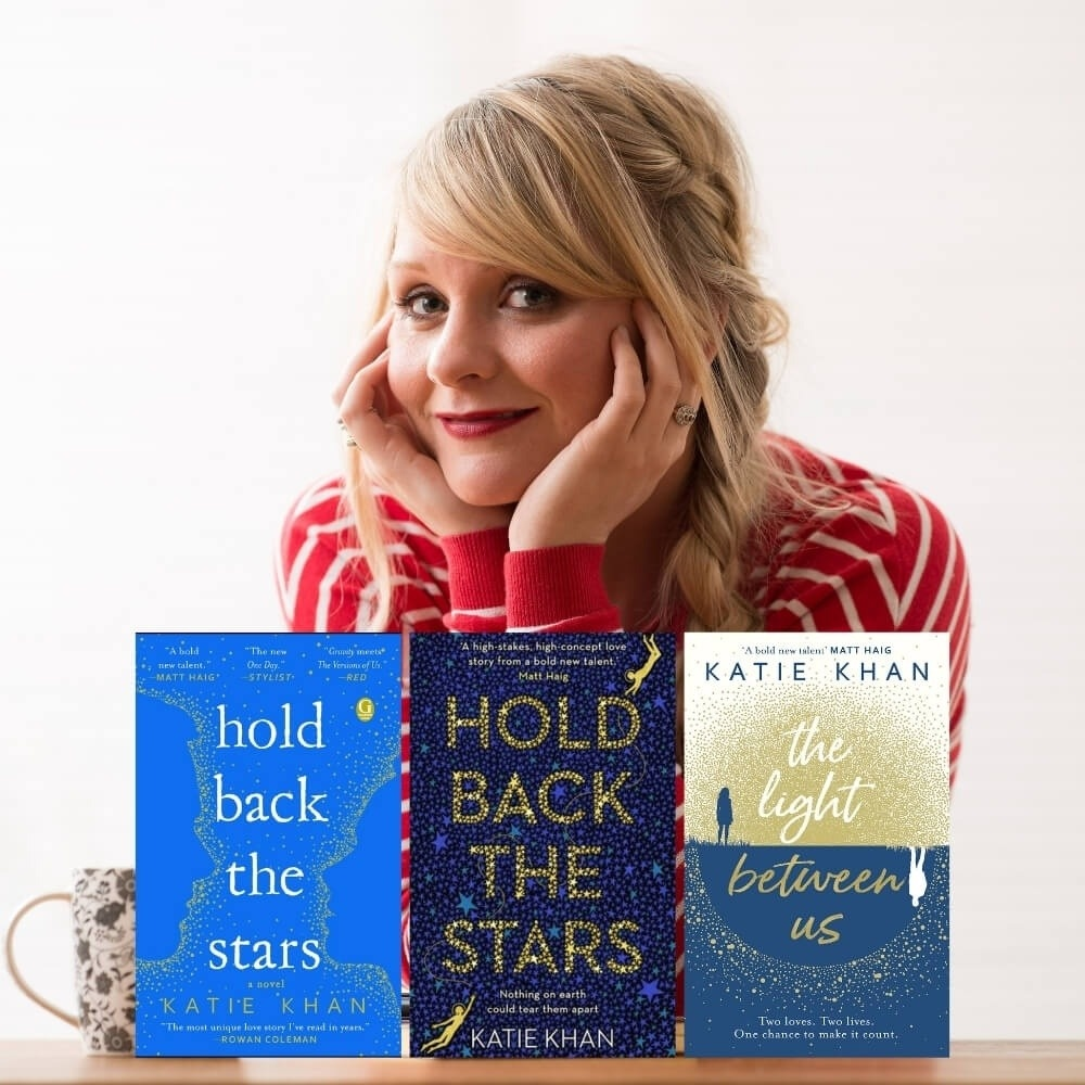 write a book with Katie Khan