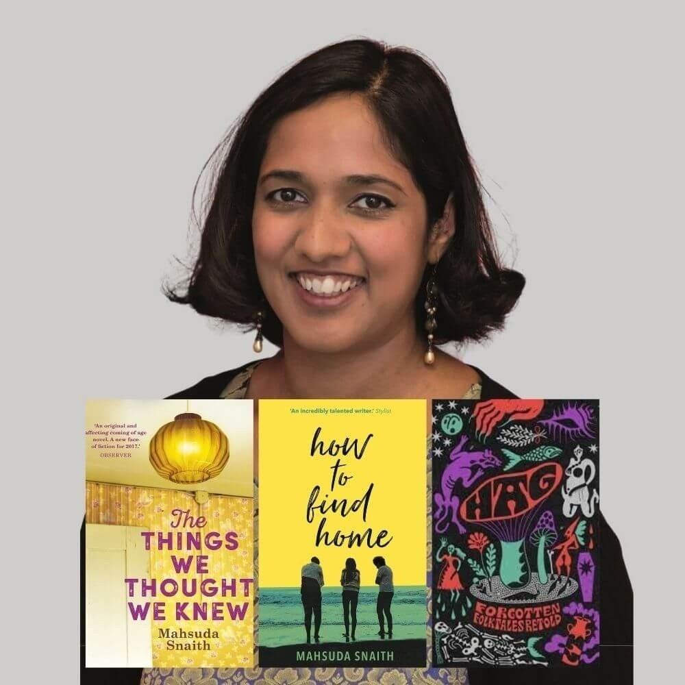 write a book with Mahsuda Snaith