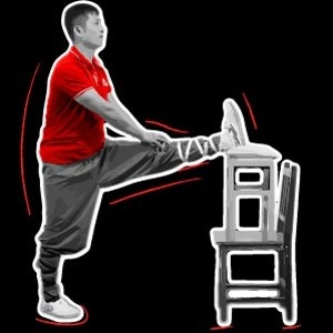 Shaolin Kung Fu Power Stretching