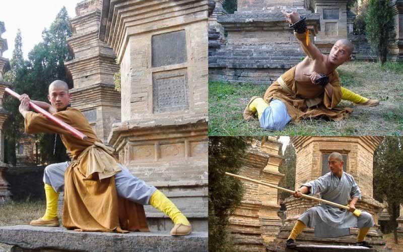 Shaolin Kung Fu Master Wei Shifu