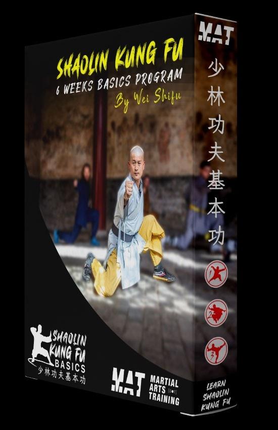 Shaolin Kung Fu Online Program By Wei Shifu