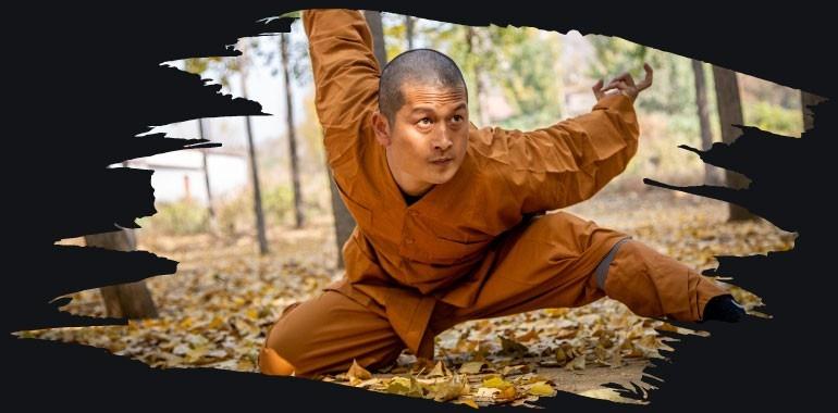 Bring Peace and Balance Shaolin Monk Meditation