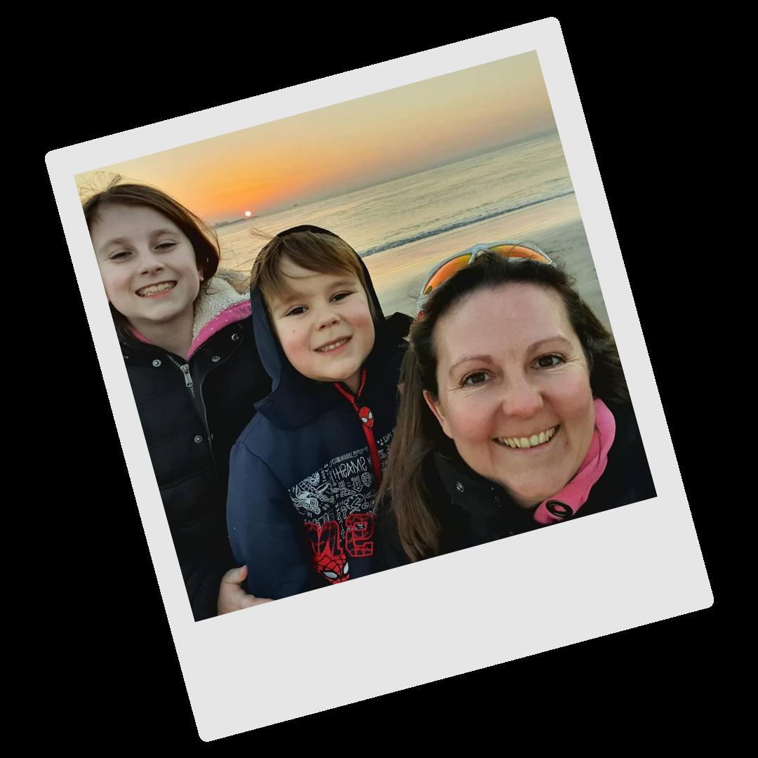 Family Children Smiling Sarah-Jane Lewis Energy Healer Life Coach