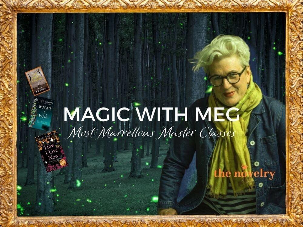 meg rosoff teaches fiction writing