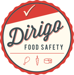 Dirigo Food Safety Logo