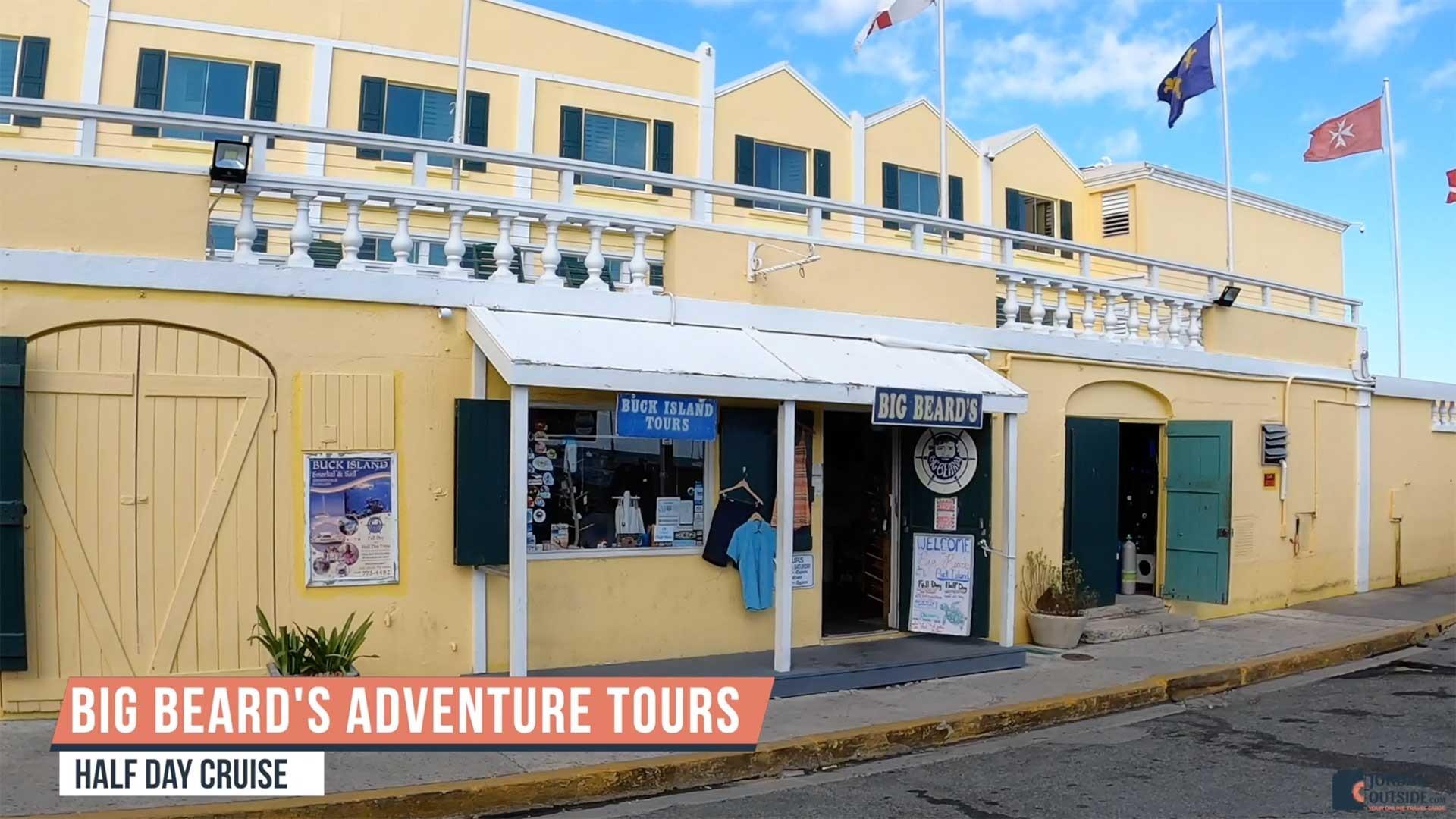 Big Beard's Adventure Tours, St. Croix