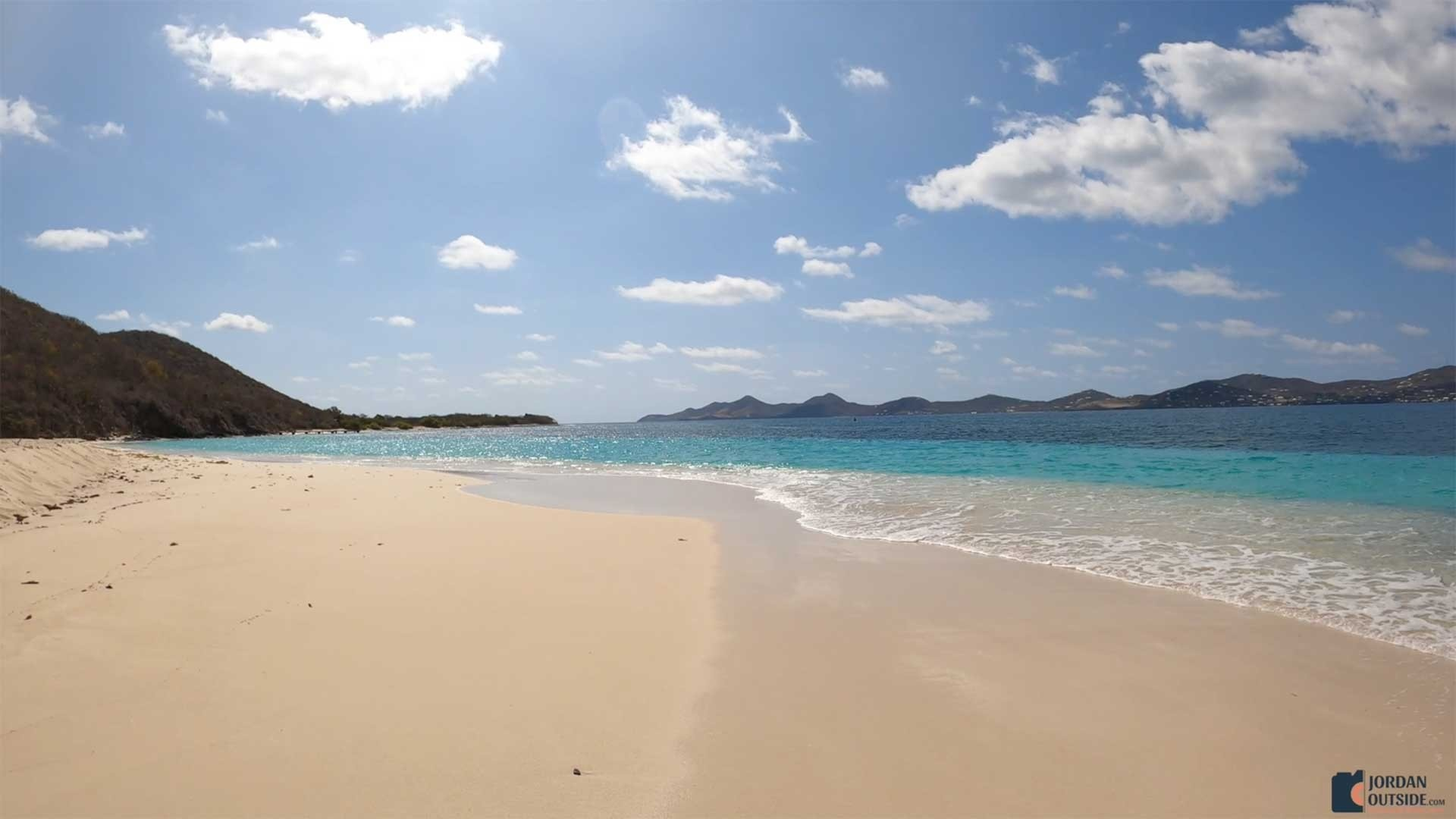 Turtle Beach at Buck Island, St. Croix